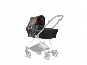 Mios Carry Cot Rebellious 2018 3