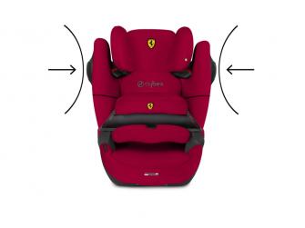 Pallas M-fix SL Ferrari Racing Red 2020 3