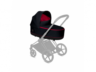 Priam Lux Carry Cot Fer.Victory Black 2020 2
