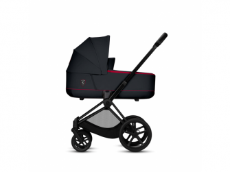 Priam Lux Carry Cot Fer.Victory Black 2020 3