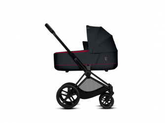 Priam Lux Carry Cot Fer.Victory Black 2020 4