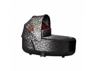 Priam Lux Carry Cot Rebellious 2020
