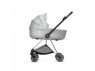 Mios Lux Carry Cot Koi 2020