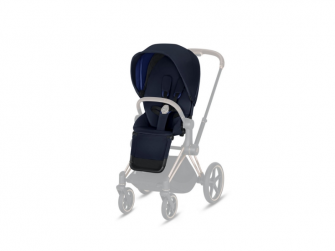 Priam Seat Pack Indigo Blue 2019