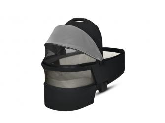Priam Lux Carry Cot Manhattan Grey 2019 10