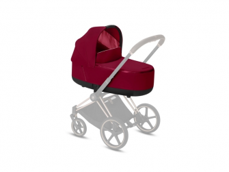 Priam Lux Carry Cot True Red 2019 2