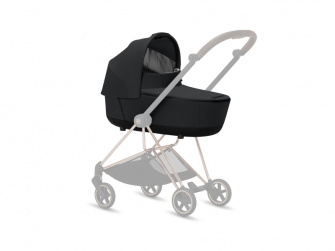 Mios Lux Carry Cot Manhattan Grey 2019 10