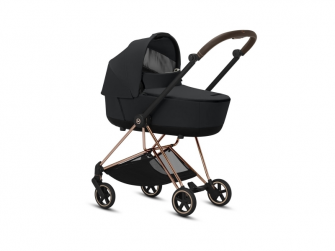 Mios Lux Carry Cot Manhattan Grey 2019 11