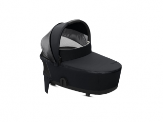 Mios Lux Carry Cot Manhattan Grey 2019 3