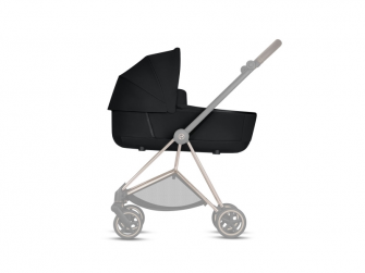 Mios Lux Carry Cot Manhattan Grey 2019 8