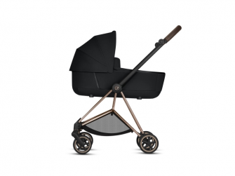 Mios Lux Carry Cot Manhattan Grey 2019 9