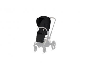 Priam Seat Pack Plus Stardust Black 2021