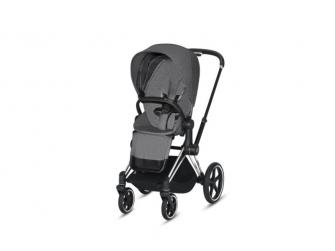 Priam Seat Pack Plus Manhattan Grey 2020 2