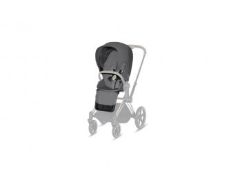 Priam Seat Pack Plus Manhattan Grey 2021