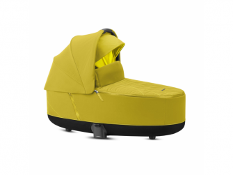 Priam Lux Carry Cot Mustard Yellow 2020 2