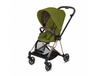 Mios Seat Pack Khaki Green 2020 2