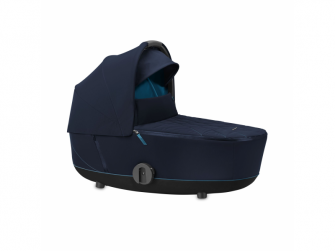 Mios Lux Carry Cot Nautical Blue 2020 2