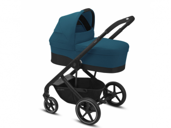 Carry Cot S River Blue 2020 11