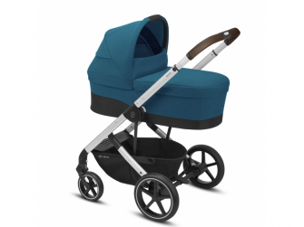 Carry Cot S River Blue 2020 12