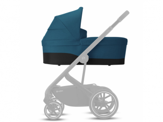 Carry Cot S River Blue 2020 14