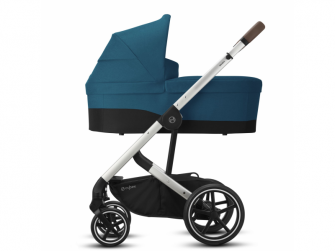 Carry Cot S River Blue 2020 15