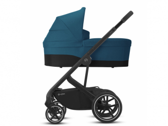 Carry Cot S River Blue 2020 16