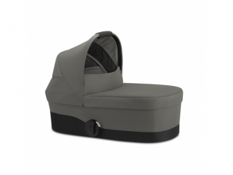 Carry Cot S Soho Grey 2020