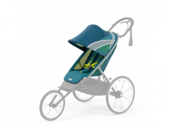 AVI Seat Pack Maliblue | mid turquoise