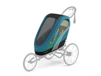 ZENO Seat Pack Maliblue | mid turquoise