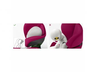Pallas G i-Size Magnolia Pink 2021 15