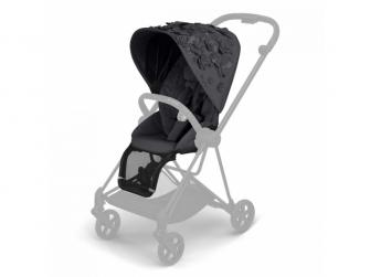 Mios Seat Pack SIMPLY FLOWERS, GREY-dark grey