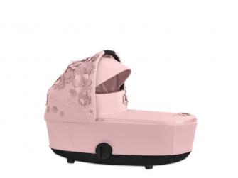 Mios Lux hluboká korba SIMPLY FLOWERS, PINK-light pink 2