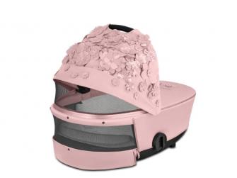 Mios Lux hluboká korba SIMPLY FLOWERS, PINK-light pink 4