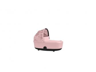 Mios Lux hluboká korba SIMPLY FLOWERS, PINK-light pink