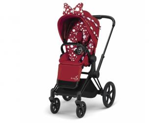 Priam Seat Pack Petticoat Red 2021