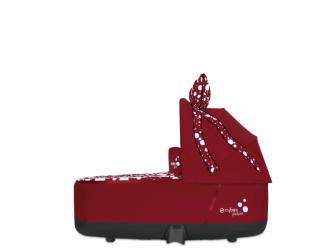 Priam Lux Carry Cot Petticoat Red 2021