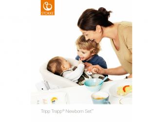 Novorozenecký set Tripp Trapp® - Grey 5