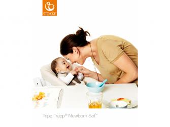 Novorozenecký set Tripp Trapp® - Grey 3