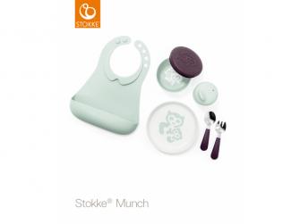 Set nádobí Munch Complete - soft mint