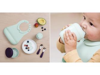Set nádobí Munch Everyday - soft mint 2