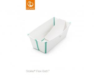Skládací vanička  a lehátko Flexibath®, White Aqua