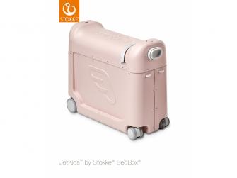 JetKids™ BedBox® 2.0 - dětské zavazadlo s lůžkem, Pink Lemonade