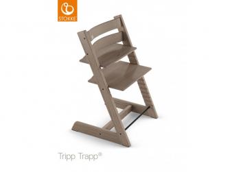 Židlička Tripp Trapp® Ash - Taupe; LIMITOVANÁ EDICE