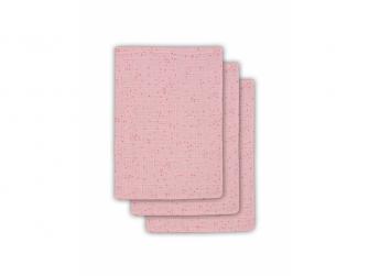 Žínka balení 3ks - cena za 3ks(1bal.), MINI DOTS BLUSH PINK