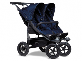 Duo stroller - air wheel navy