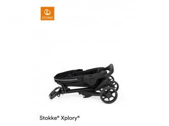 Kočárek Xplory® X Rich Black 3