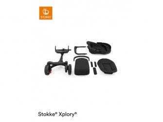 Kočárek Xplory® X Modern Grey 2