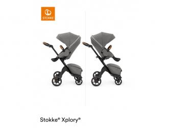 Kočárek Xplory® X Modern Grey 4