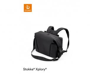 Přebalovací taška Xplory® X Rich Black 2