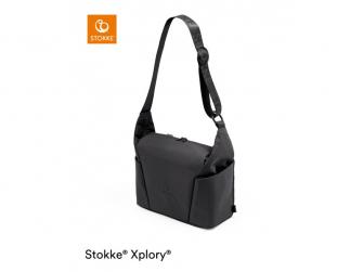 Přebalovací taška Xplory® X Rich Black 3